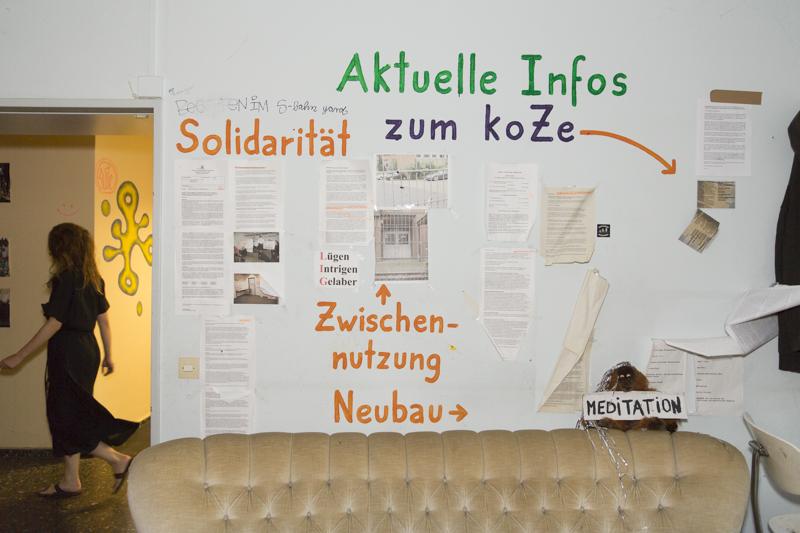 Kollektives Zentrum KoZe