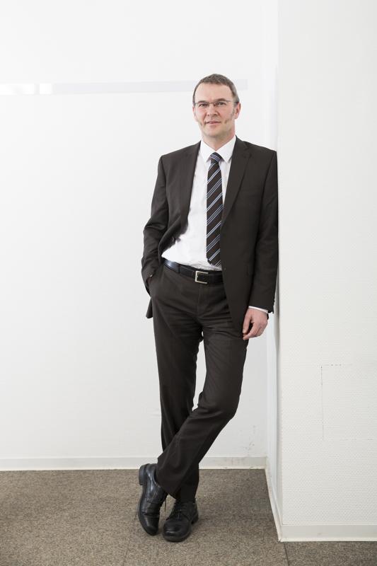 Herr Hartmann für techforum Magazin 2/2015